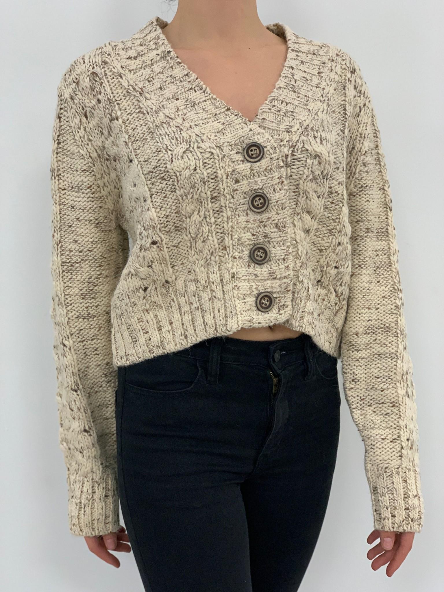 rd style - crop papa sweater