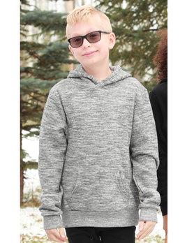 Ryan unisex fleecy pullover hoodie