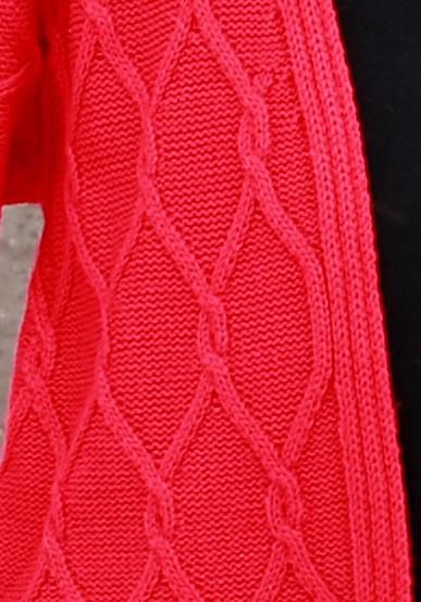 Carla mini cable knit cardi