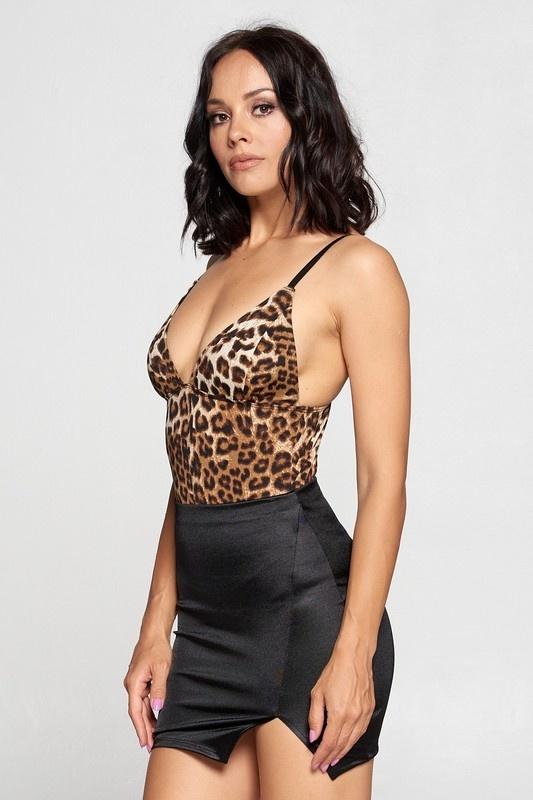 Ciara  Vneck bodysuit
