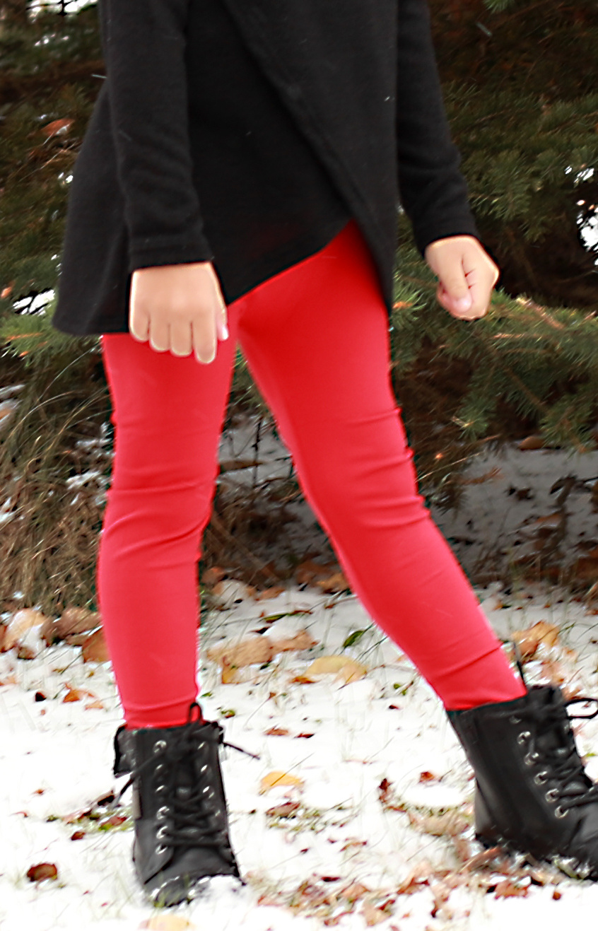 Uri mini seamless leggings