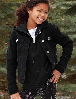 Caylee jr denim jacket