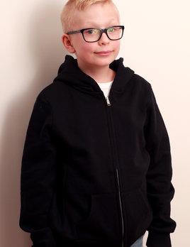 Riley jr unisex zip up hoodie