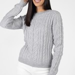 Ivanka cable sweater