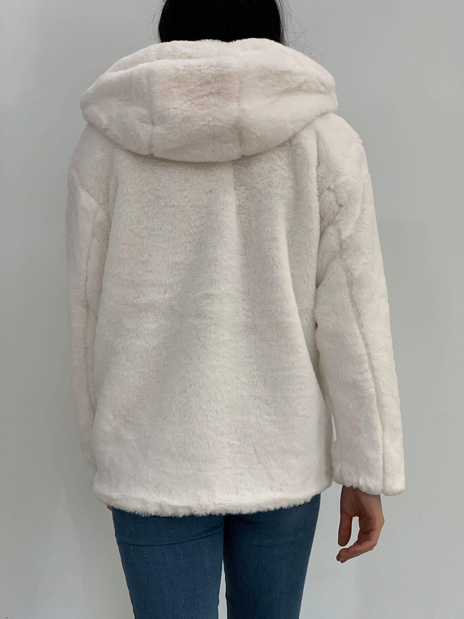 Hayden faux fur jacket
