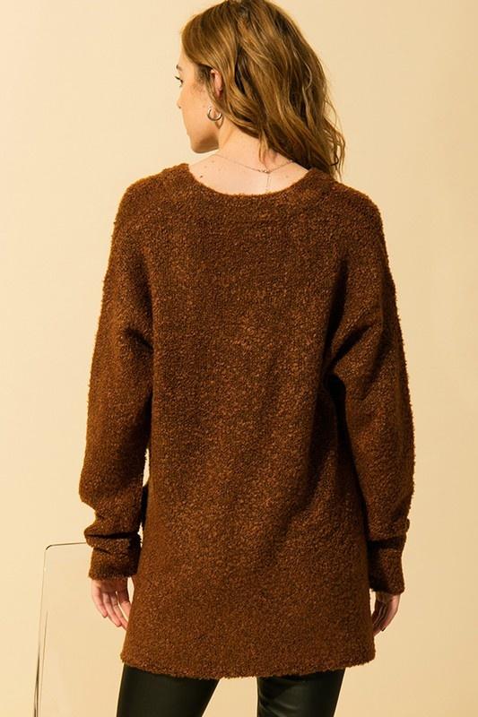 Hailey tunic sweater