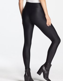 yanna shiny shapewear leggings