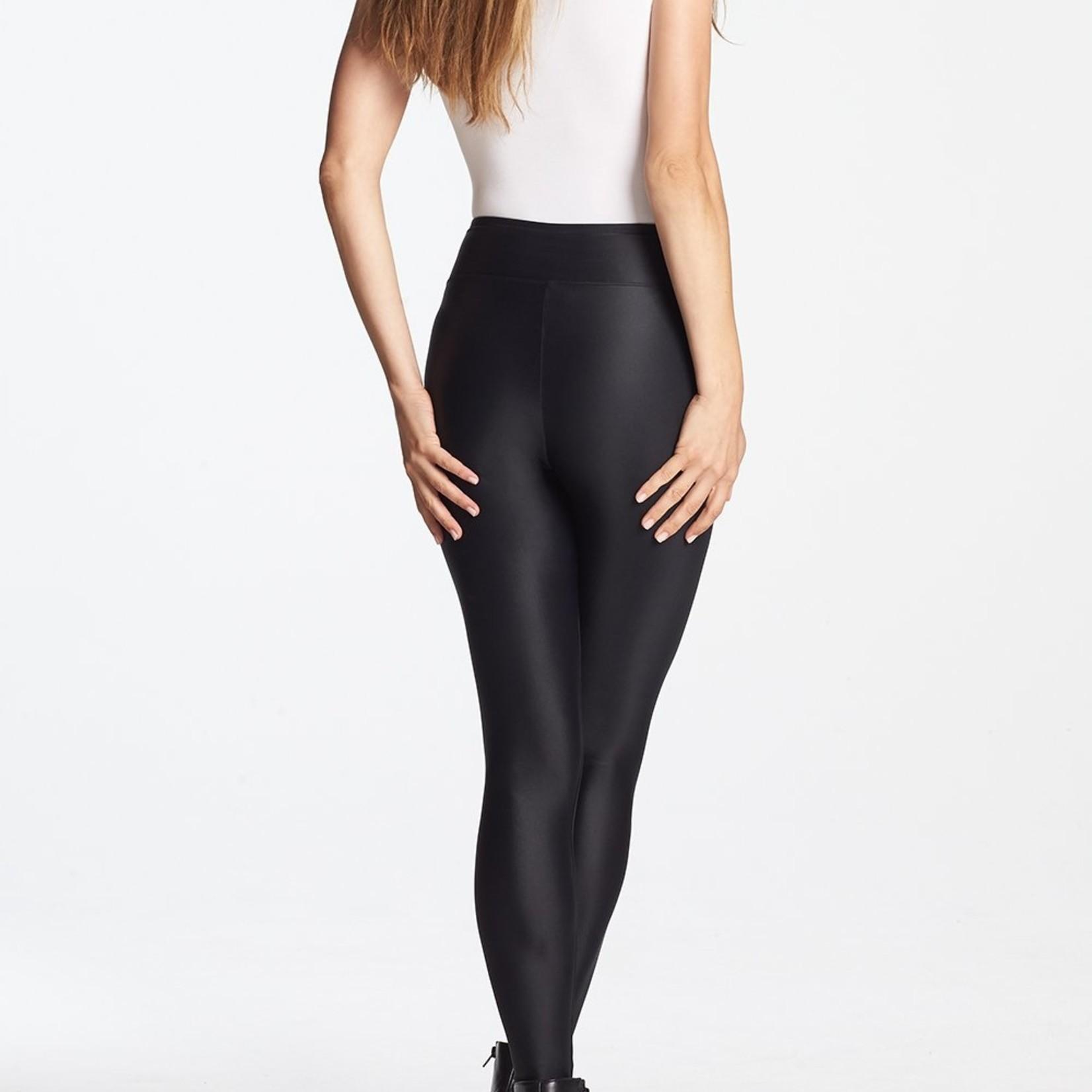 yanna shiny shapewear leggings