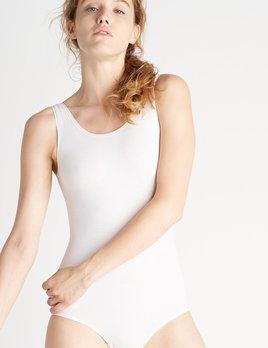 yasmin scoop neck bodysuit