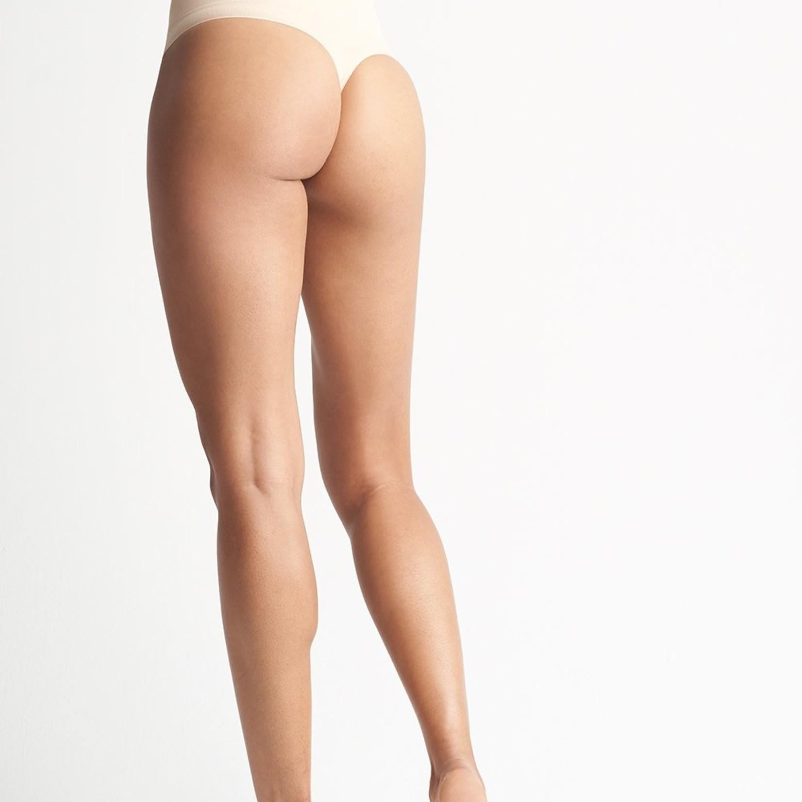 yvanna  high waist thong shaper