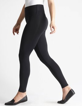 yvette tummy control cotton leggings