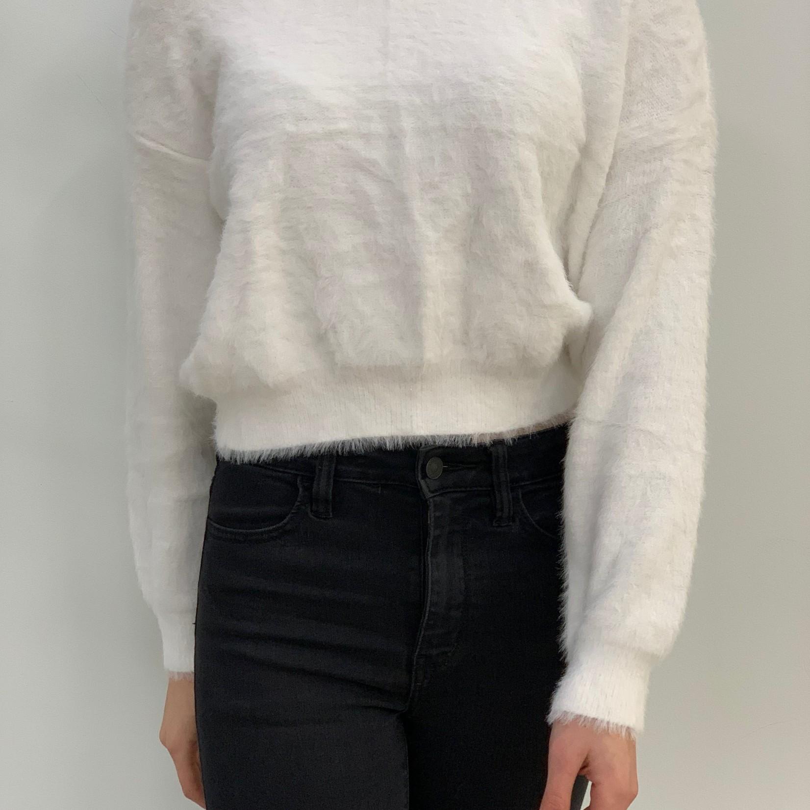 Hope fuzzy sweater