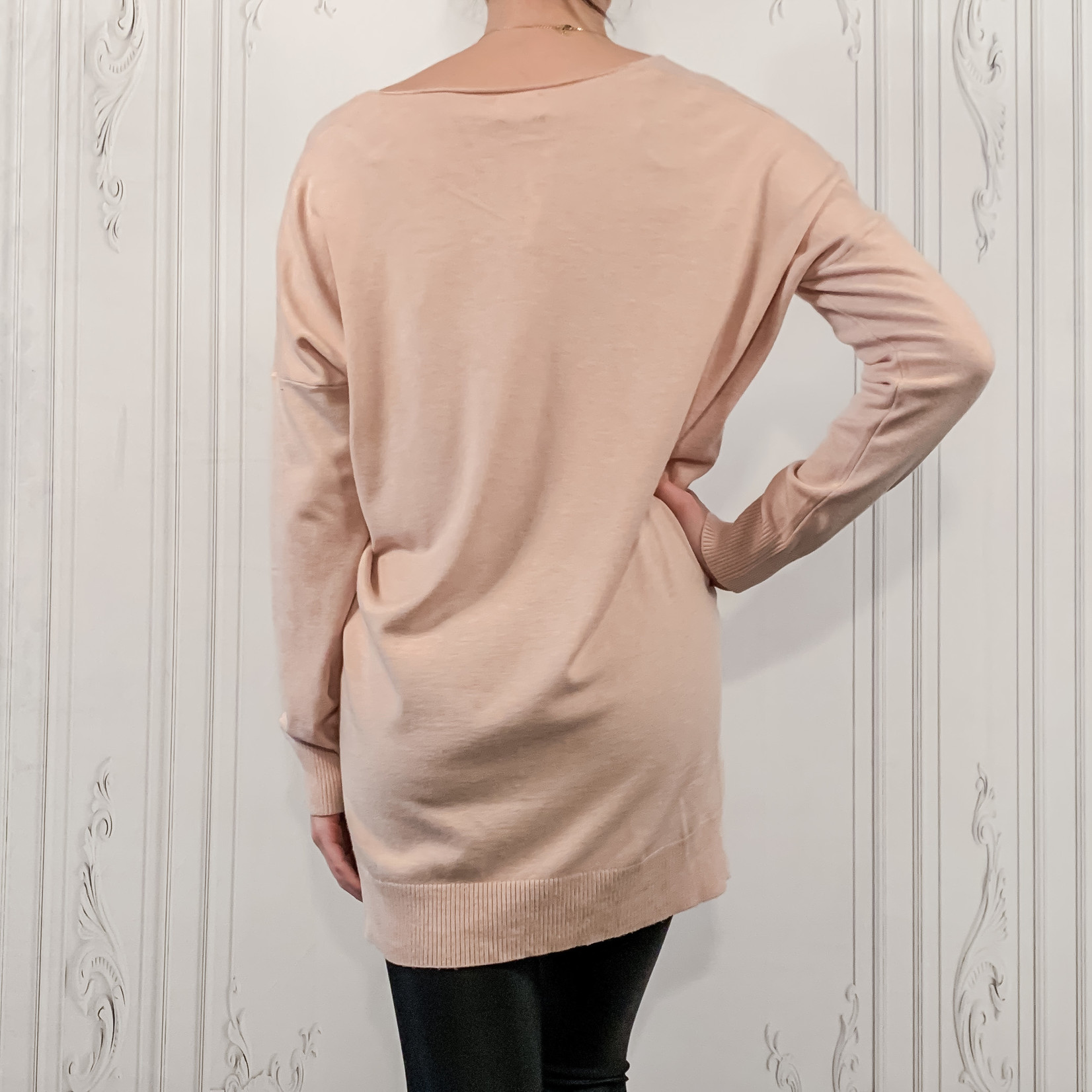 Diana tunic sweater