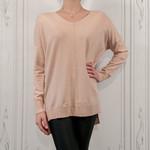 Diana tunic sweater