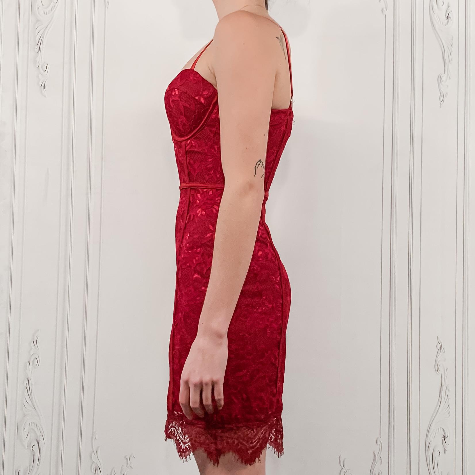 Inka lace dress
