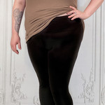 Amanda curvy soft leggings
