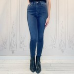 Vanessa high rise skinny jeans
