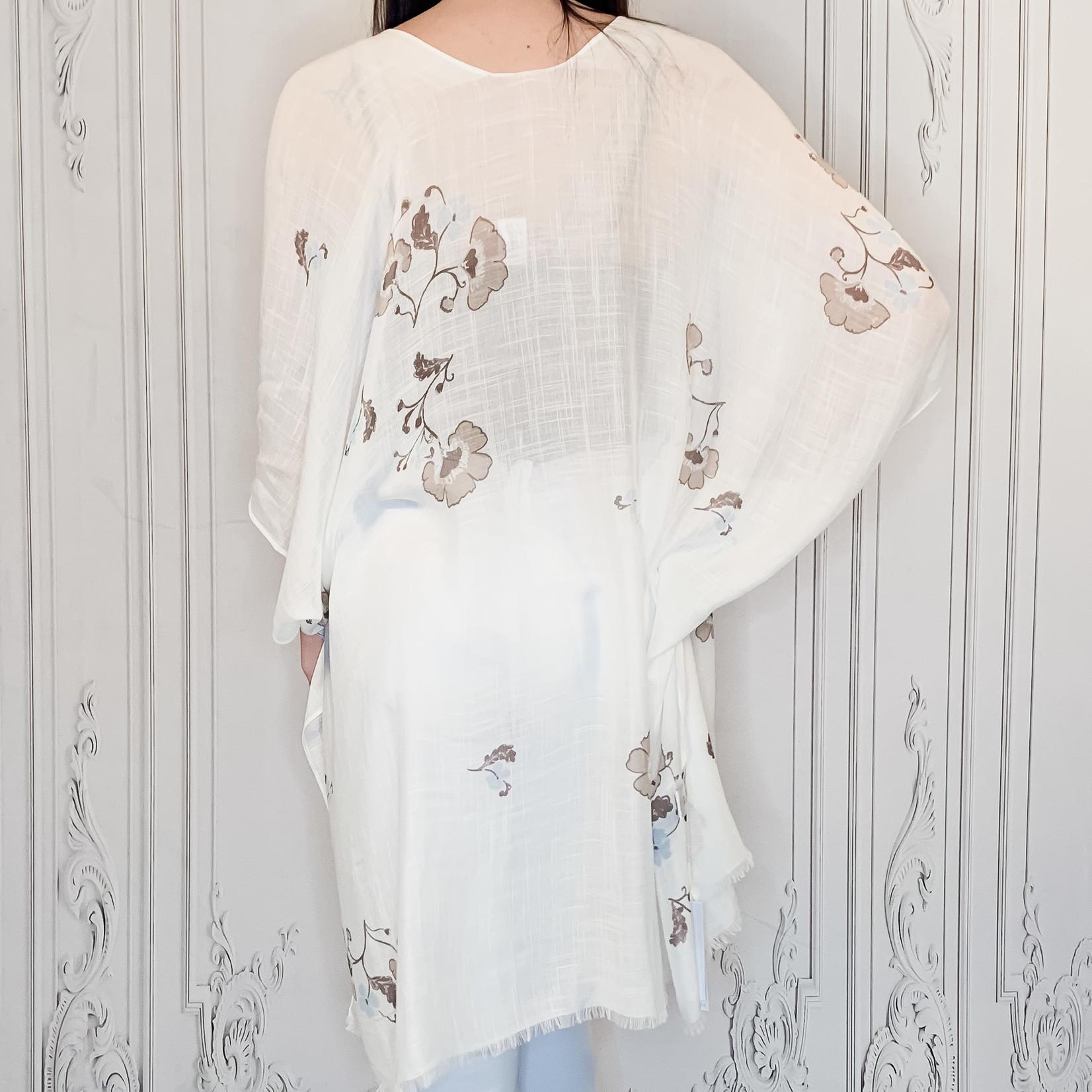 gentle fawn - dawn kimono top