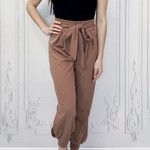 Tara open bottom pants
