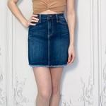 Ally aline denim skirt