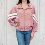 Mary retro windbreaker jacket