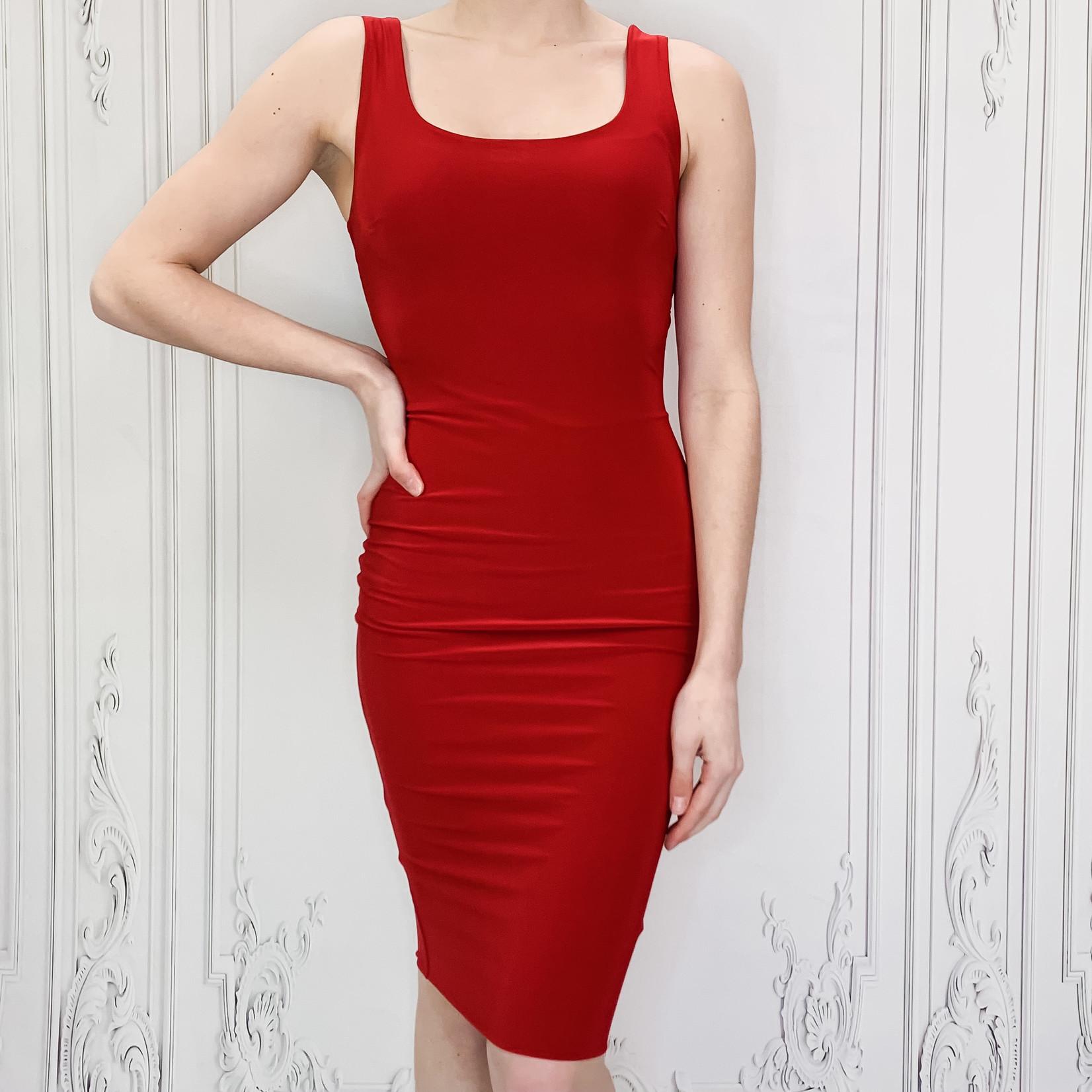 Shelby midi dress