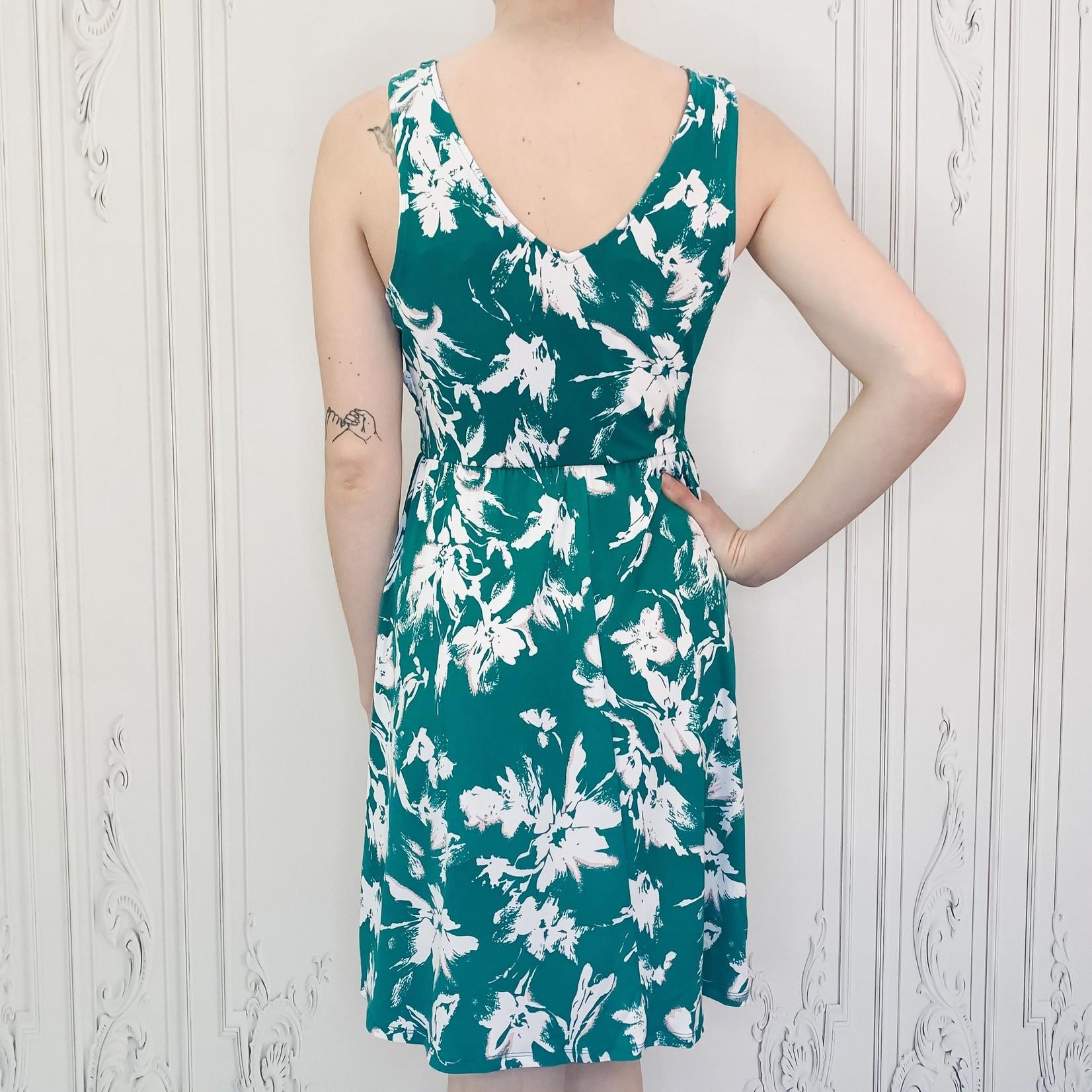 Gigi tropical dress