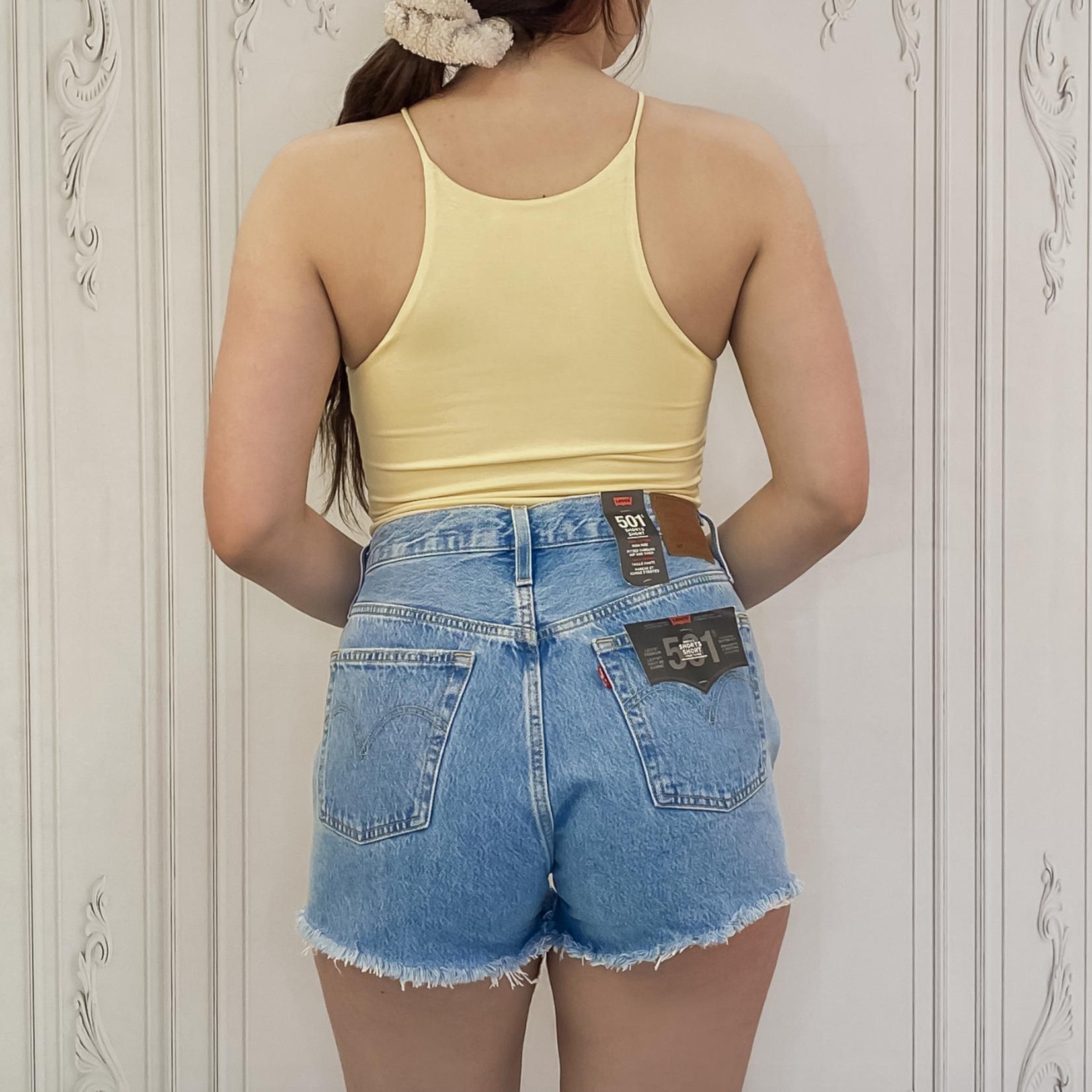 Wonda halter bodysuit