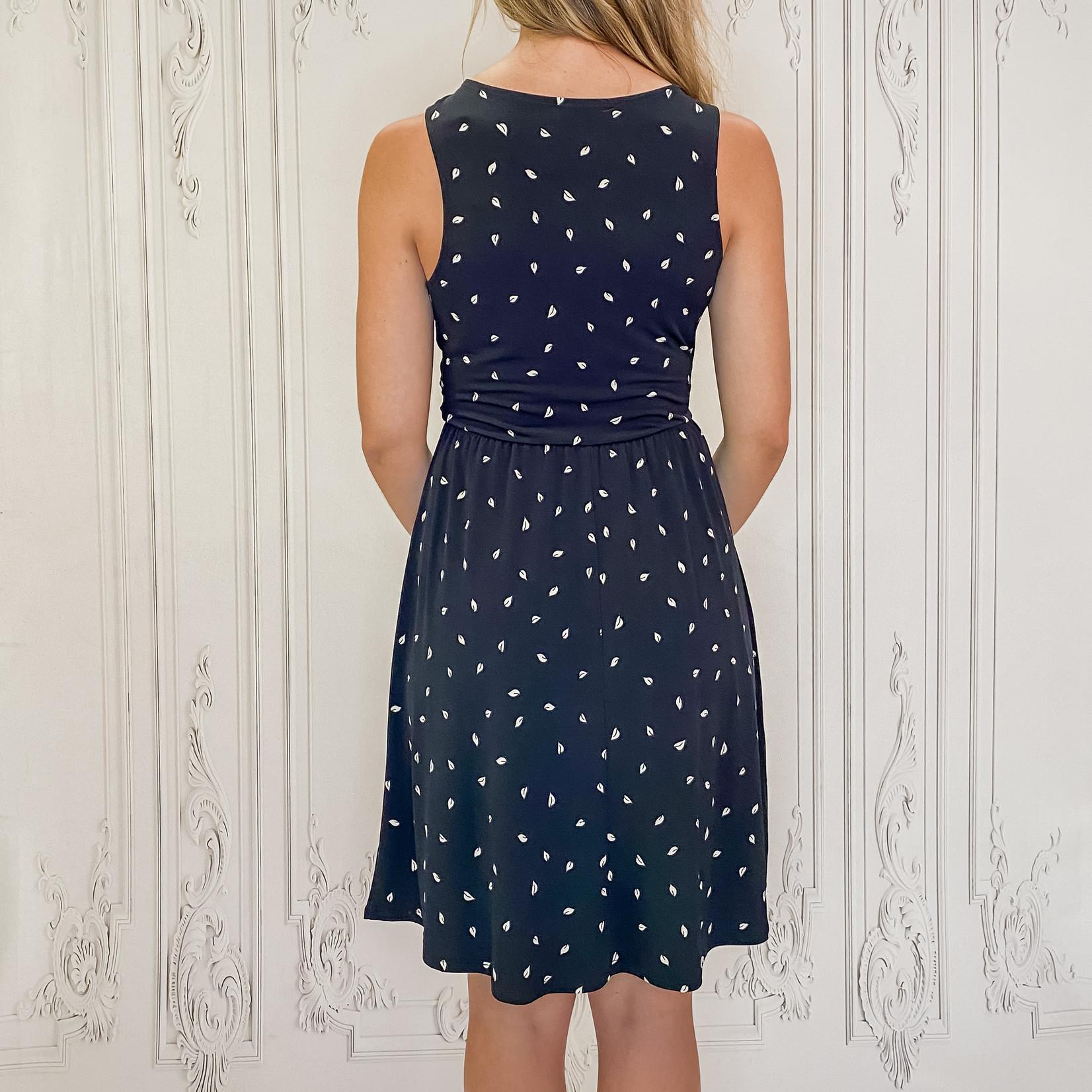 Gia front twist dress
