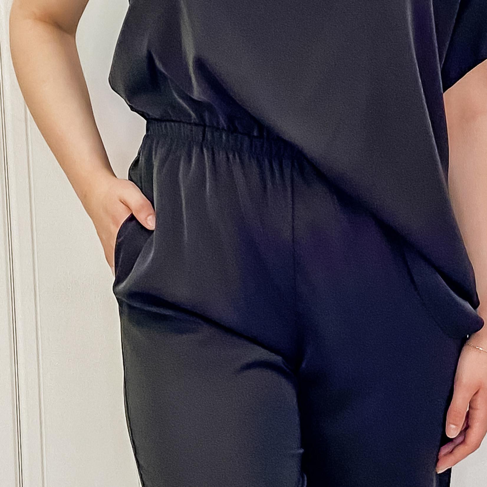 Shay 1 shoulder jumpsuit