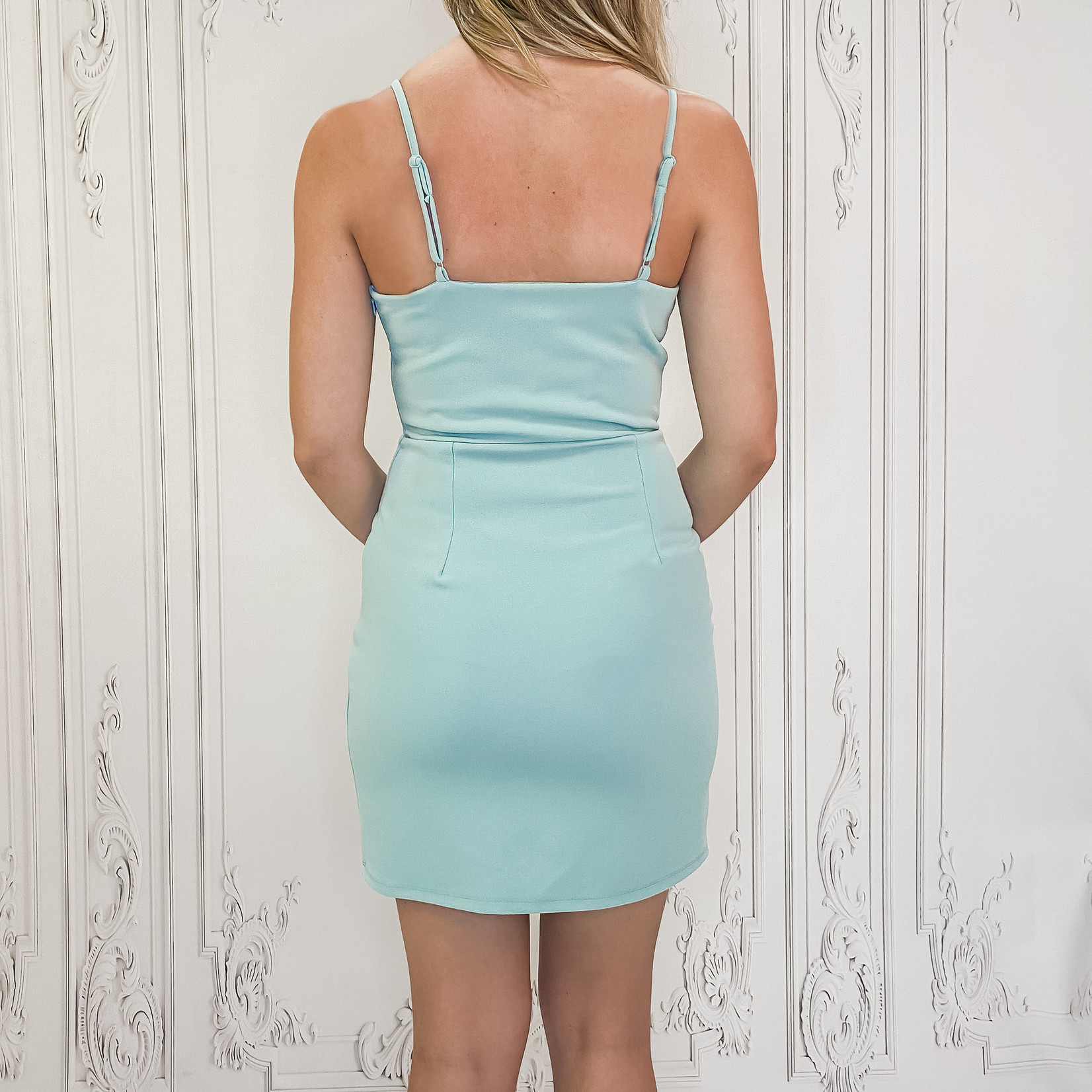 Serenity double lined cami dress