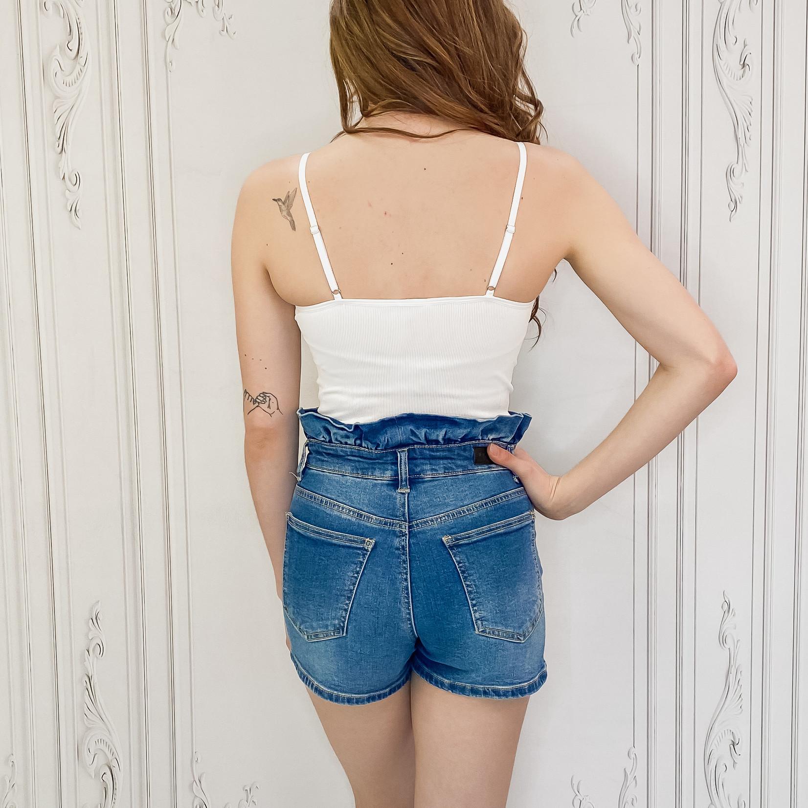 Diana centre cut bodysuit