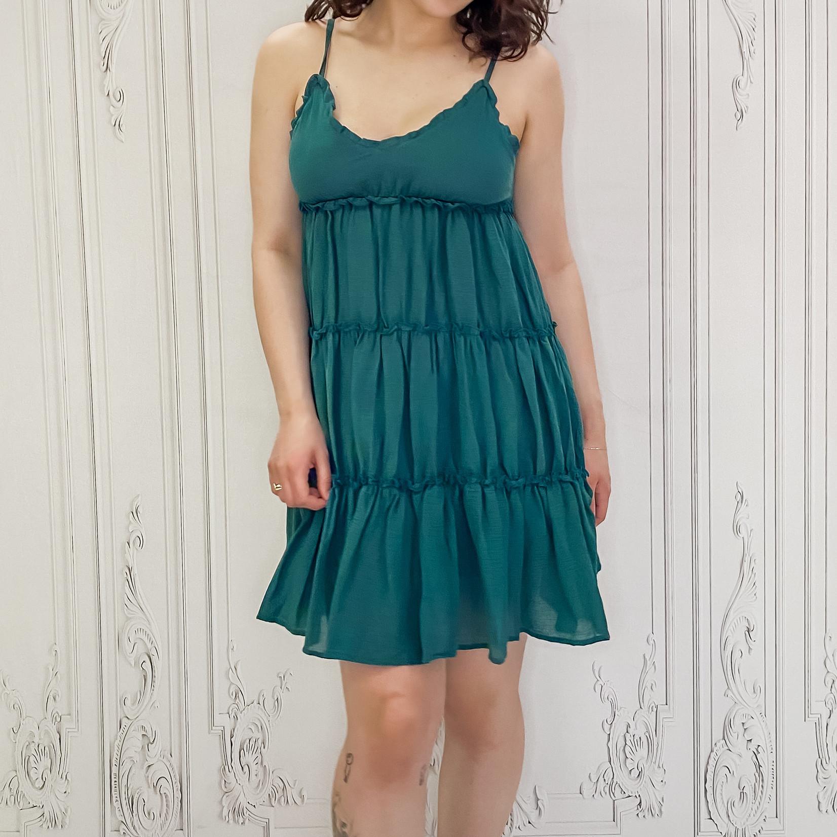 Samara tiered dress