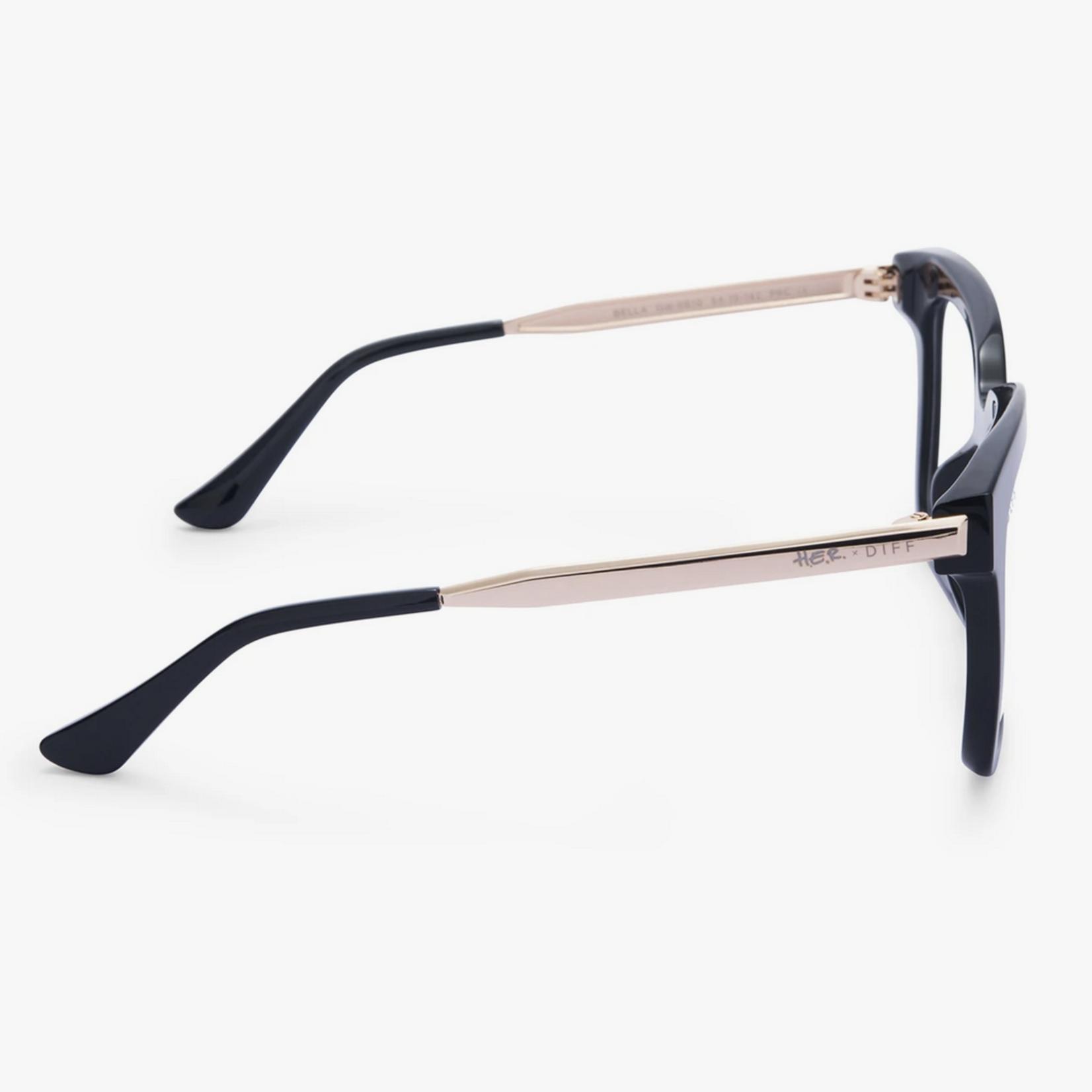 Diff - H.E.R. Bella blue light glasses
