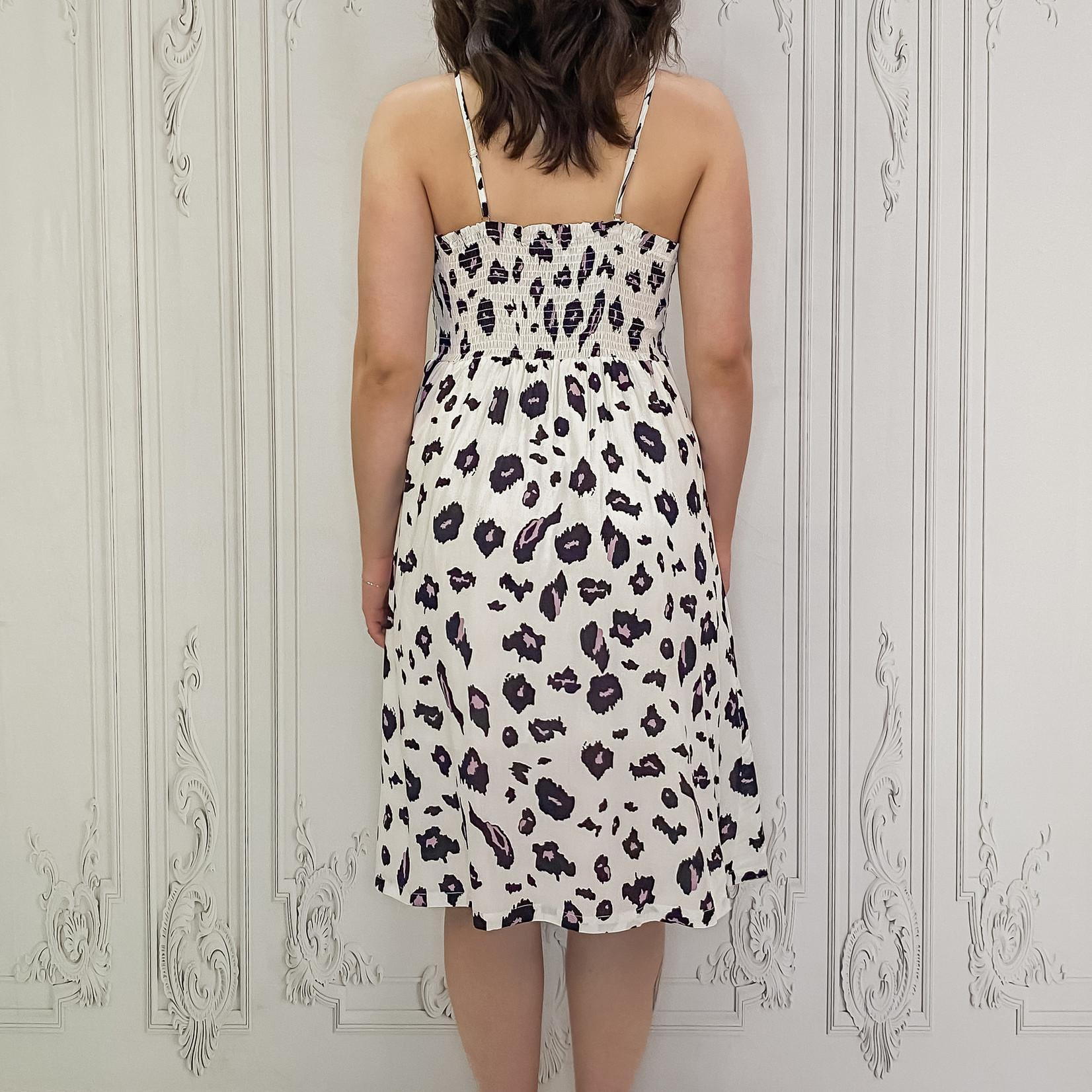 Sienna cheeta print dress
