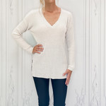 Zsupply - Avalon rib v-neck sweater