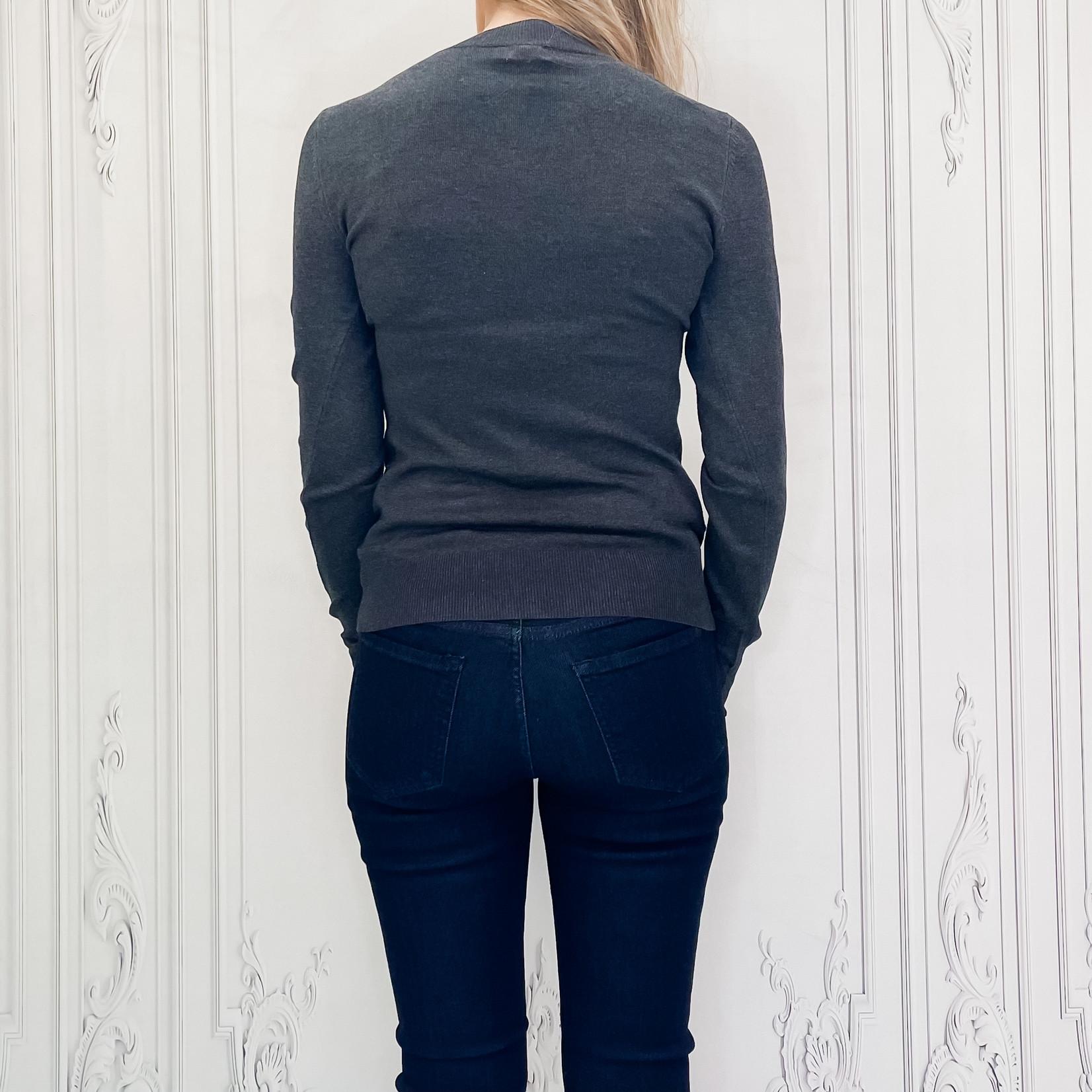 Carrie v neck sweater