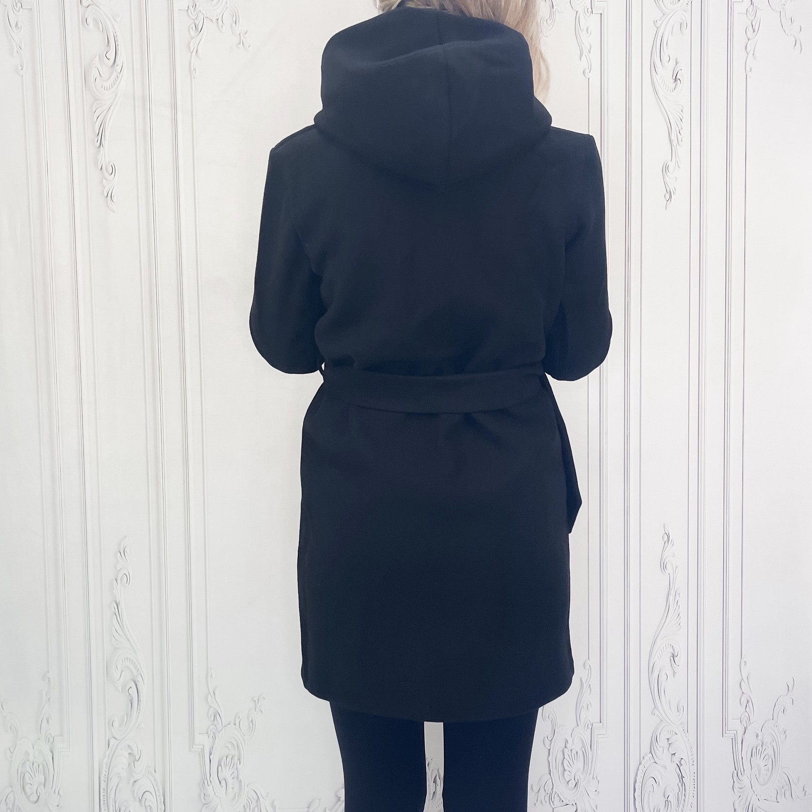 Claire hooded coat