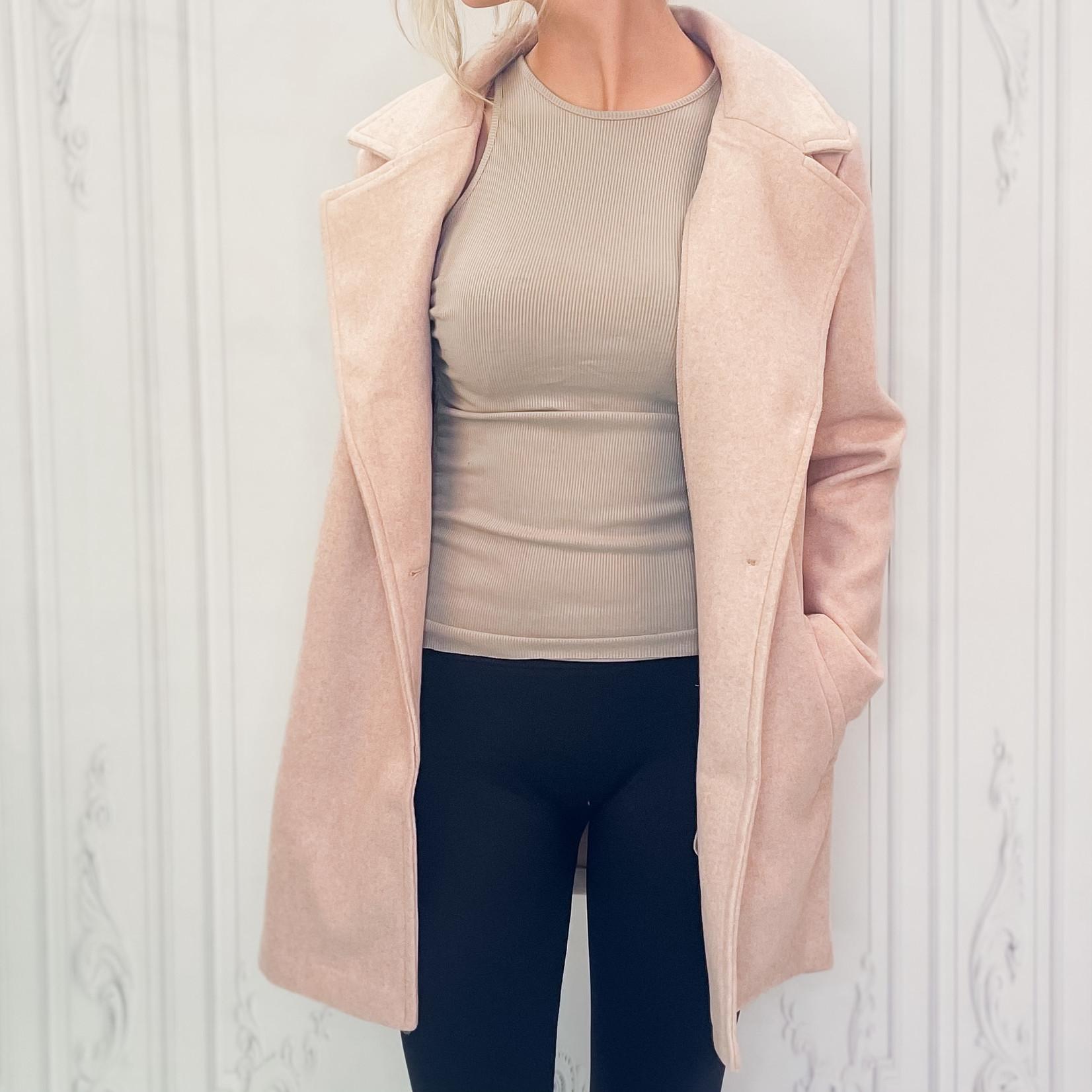 Cavallari single breasted coat