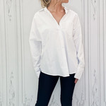 Claire oversized dress shirt