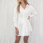 Penelope shirt dress