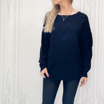 rd style - pointelle sweater