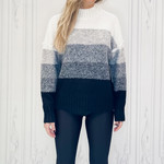 rd style - colour block sweater