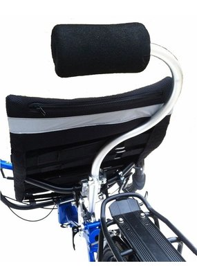 Trident Headrest for Mesh Seats