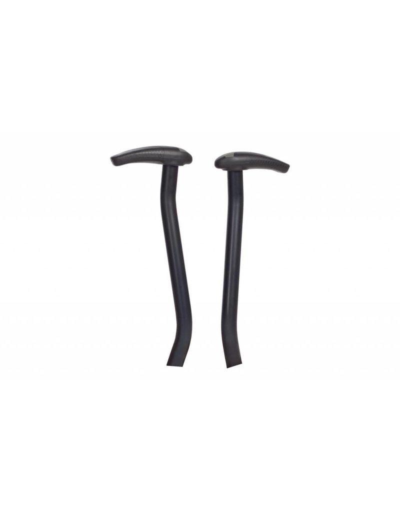 Grab handle pair for AZUB trike