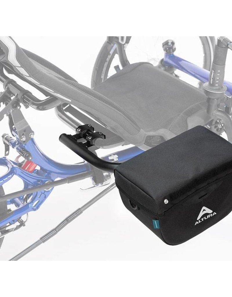 ICE ICE Side Bag Mount (Bag Not Included) 01403