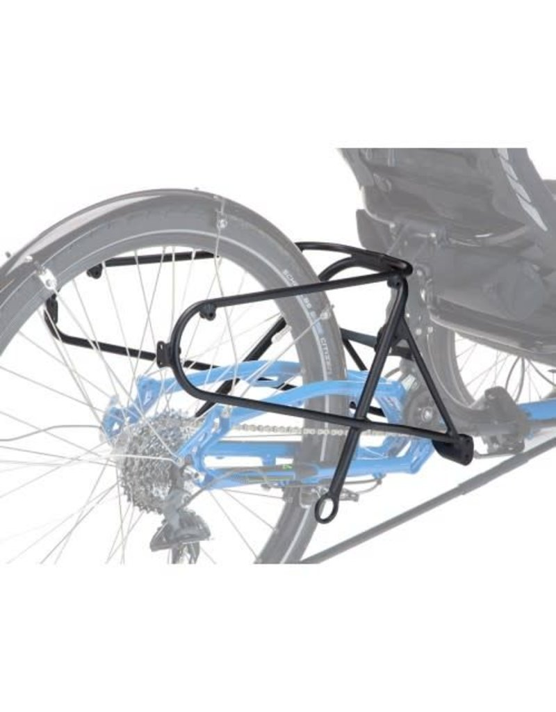 ICE ICE Rack for 20 and 26 inch suspension trikes