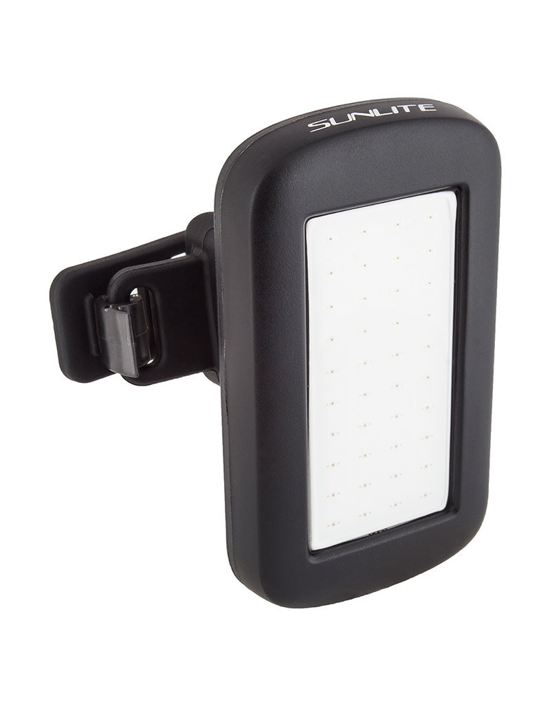 LIGHT SUNLT RR GALAXY 20-LUMEN USB BK