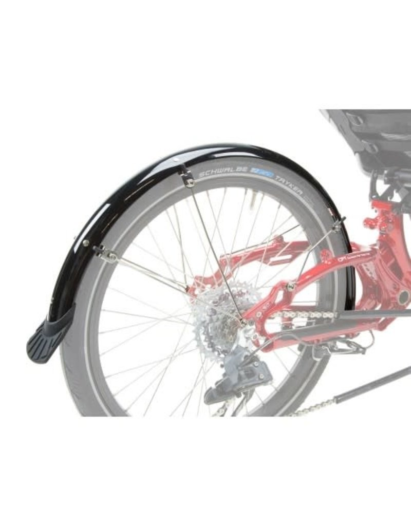 ICE Ice Rear Mudguard 26""