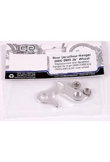 "ICE ICE Deraileur Hanger 06-2009 Trikes with 20"" Rear Suspension"